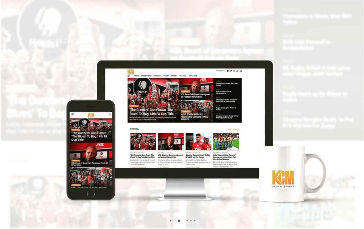 Beautiful Websites & Apps