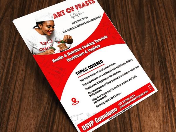 Art of Feast Flyer